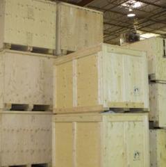 Warehousing & Consolidation