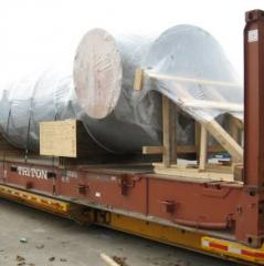 Sea Containerization