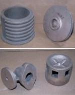 Common Alloys Cast of Nonferrous Metal