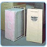 Slab air filters