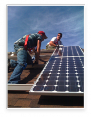 Complete turnkey installation services Solar PV Systems