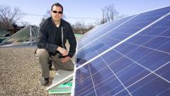 Installation Solar Store 10kW