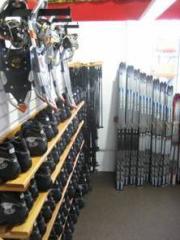 Cross Country Ski Rentals