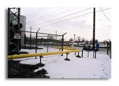 Installation industrial gases