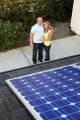"Solar photovoltaic (""PV"") panels"