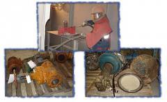 Valves, pumps and flow control instrumentation clean-up activit