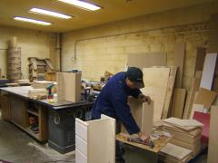 Millwork and Painting
