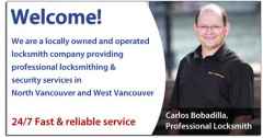 24 Hr Mobile Locksmith in North Vancouver BC Mr Locksmith Northshore