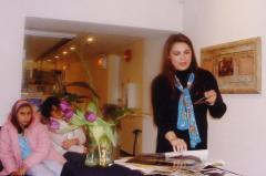 Oil painting courses of Reyhaneh Bakhtiari