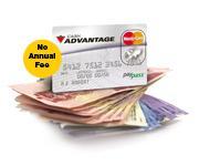 Cash Advantage MasterCard