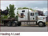 Hauling A Load