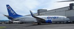 CanJet Charter Airlines Services