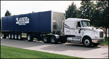 Transportation of Flatbed Special Commodity