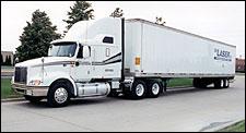 Laser Transport Logistics