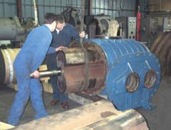 Equipment Rebuilding