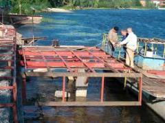 Marine Structures / Wharfs