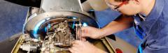 Repairs engines